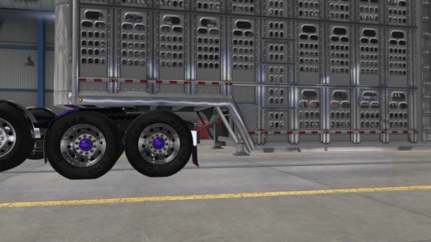 ATS - Undermount Trailer Cables Trailers and Trucks (1.42.x)