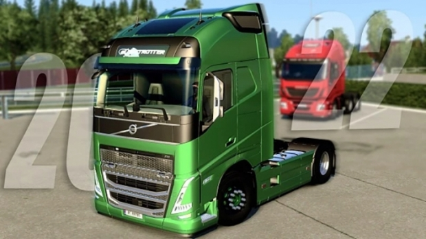 ETS2 - Volvo New FH 2021 (1.42.x)
