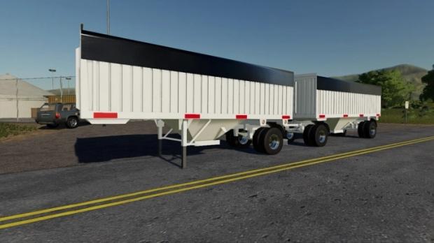 FS19 - Vulcano Trailer Pack V1.0