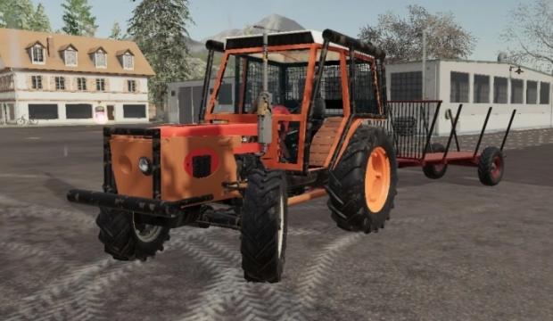 FS19 - Zetor 6245 UKT Tractor V1.0