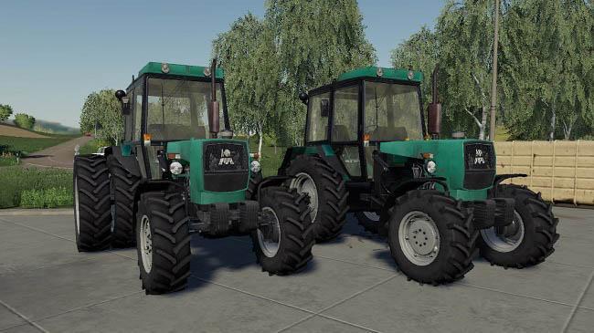 FS19 - Umz 8240 Tractor V2.0.1