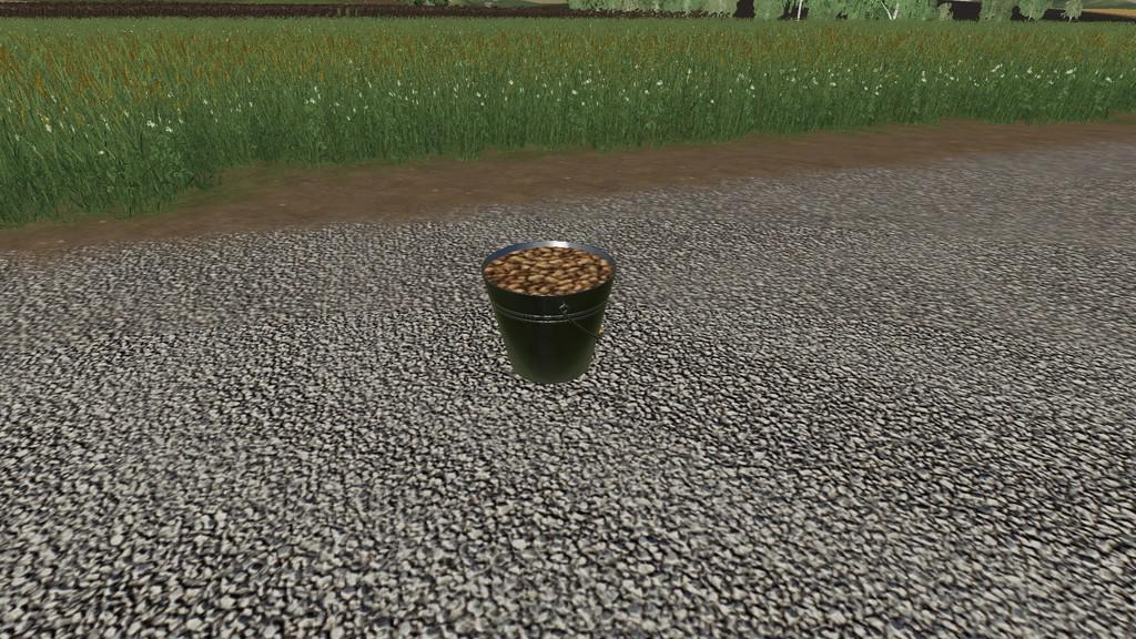 FS19 - Bucket V1.0