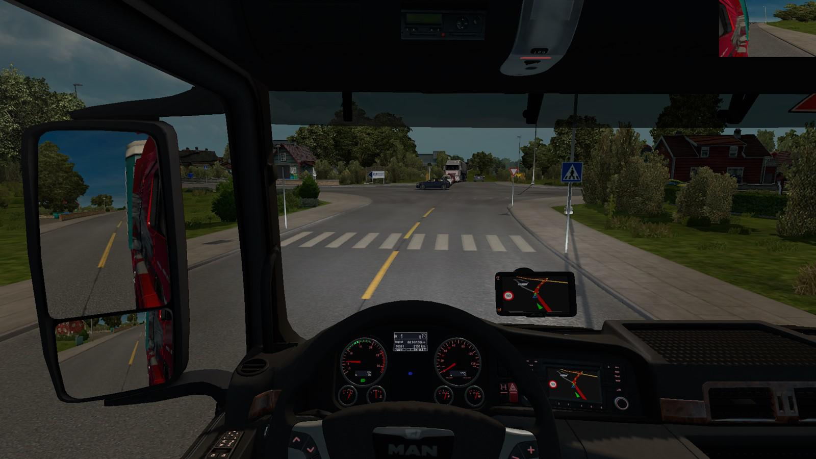ETS2 - Man Tgs Euro 6 Truck (1.36.x)