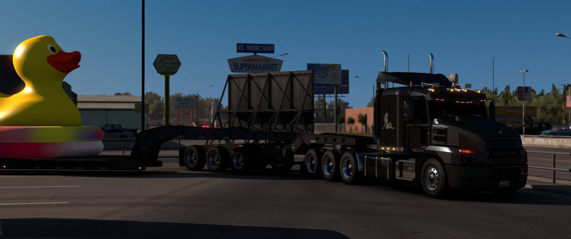 ATS - Mack Anthem Truck V0.86.5 (1.39.x)