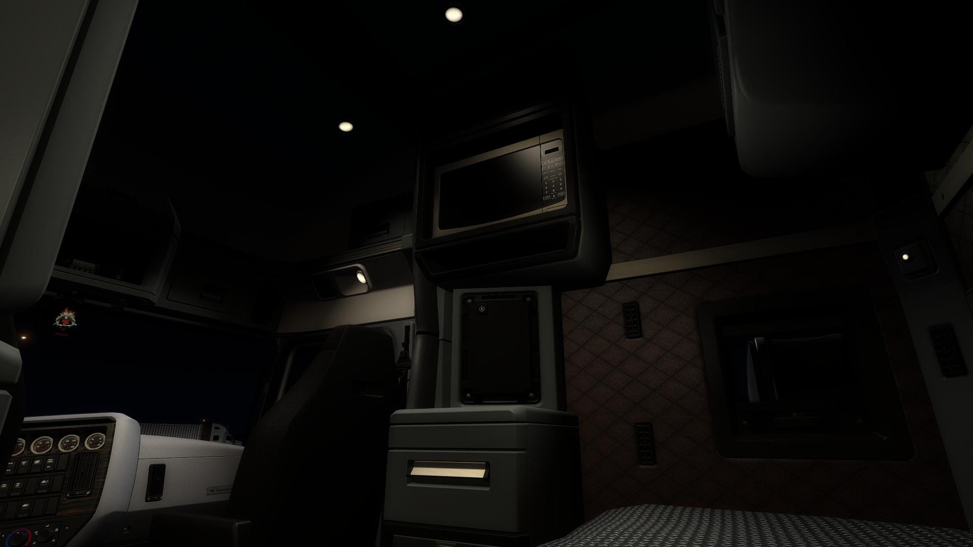 ATS - Small Mods for Mack Anthem (1.39.x)