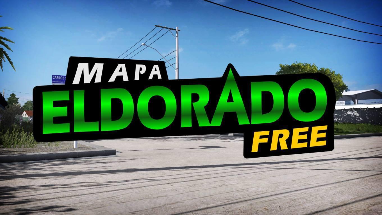 ETS2 - Eldorado Map Free (1.36.x)