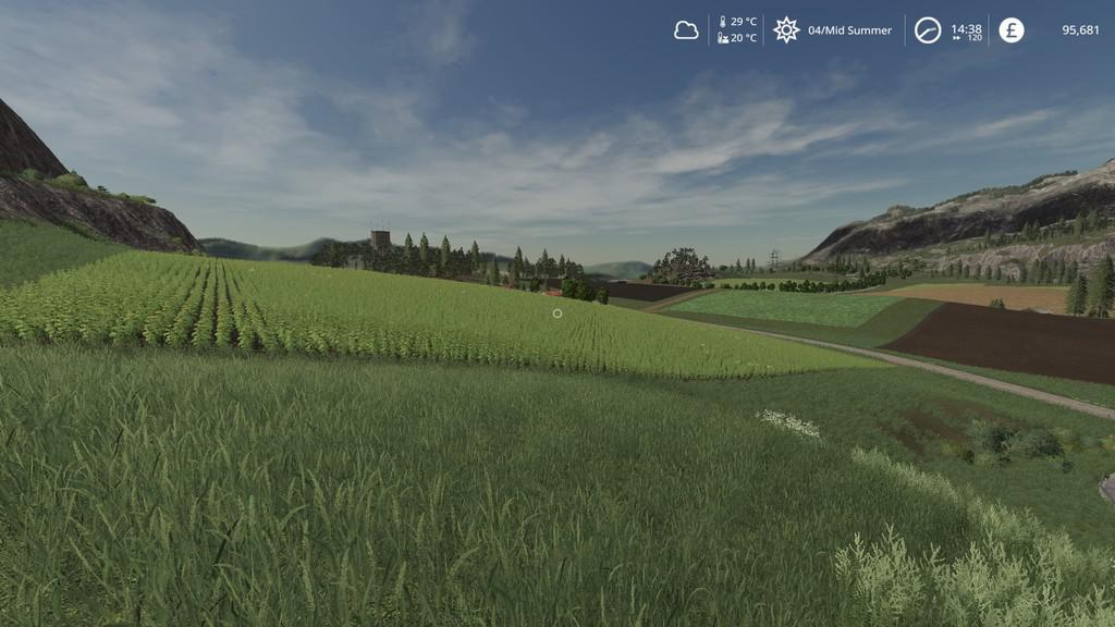 FS19 - Seasons Geo: Republic of Austria V1.0
