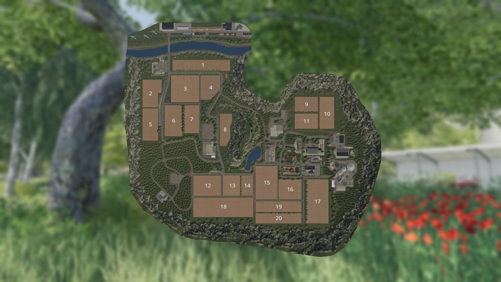FS19 - Minibrunn Map V2.1.1