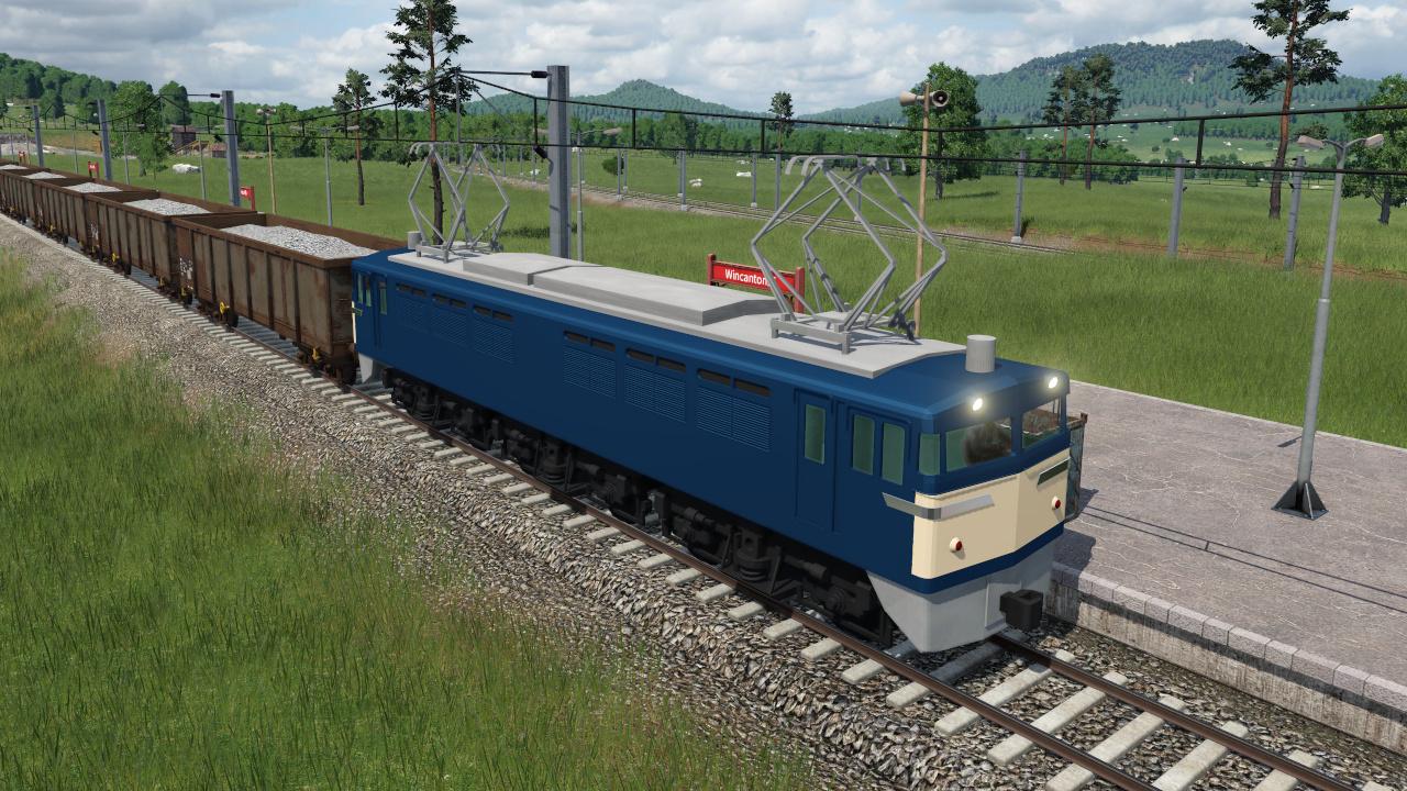 Transport Fever 2 - JNR EF65-0