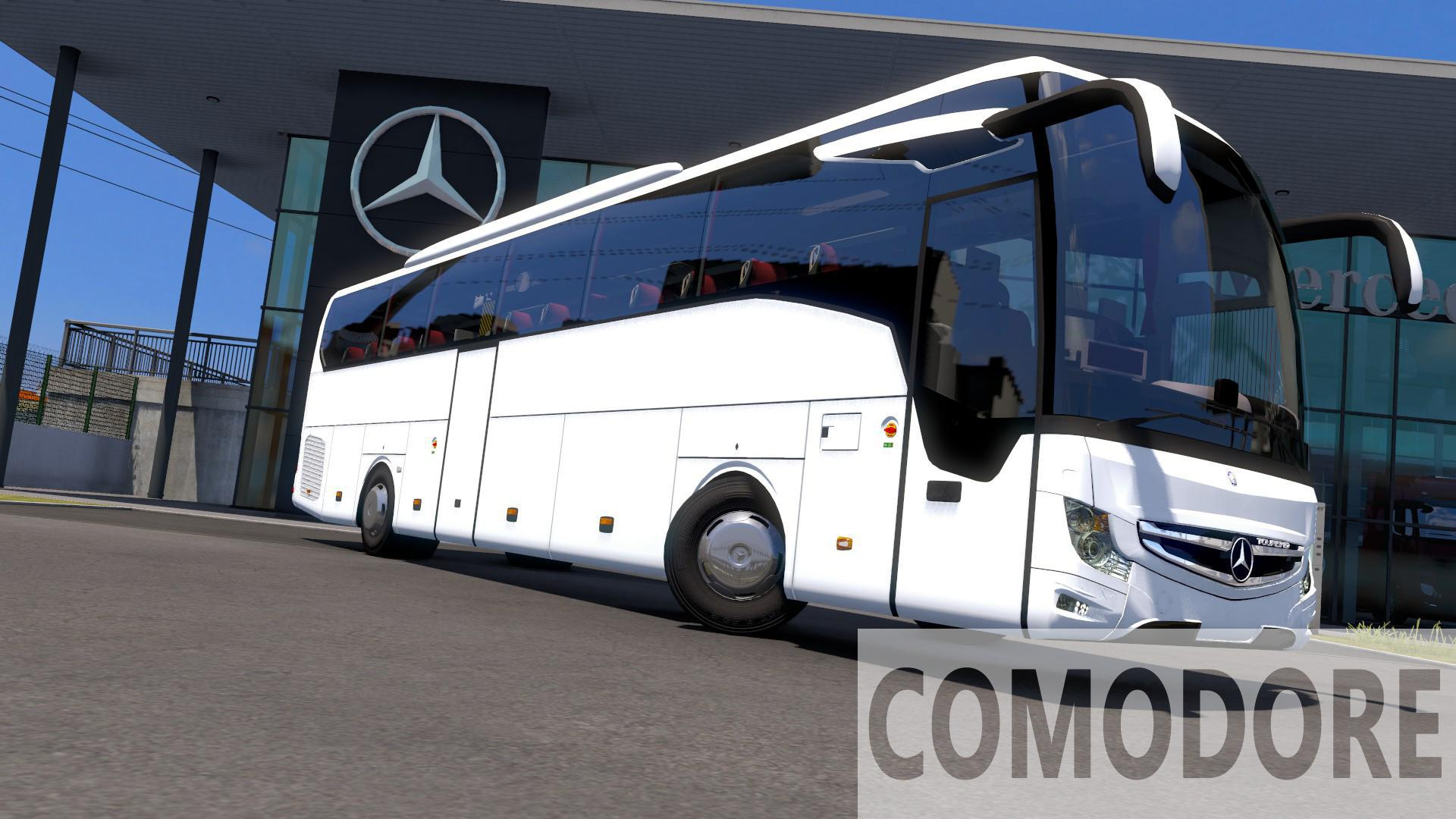 ETS2 - Mercedes-Benz New Tourismo Edition (1.38.x)