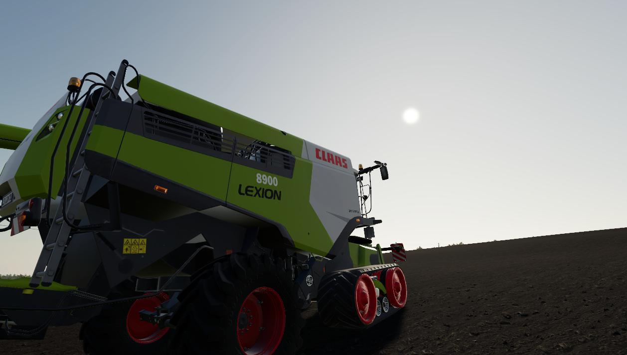 FS19 - Claas Lexion 8900 Harvester Mod V1.0