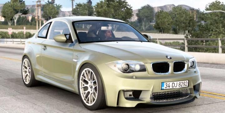 ATS - BMW 1M (E82) 2011 V1.5 (1.40.x)