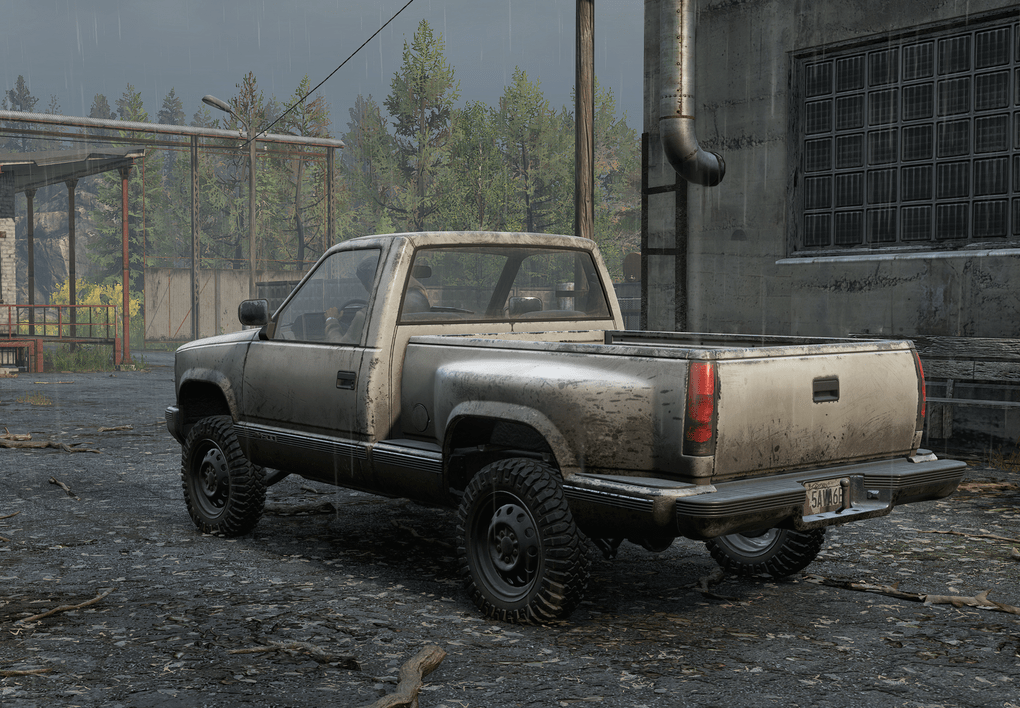 SnowRunner - Texture Replacements – Vehicles V1.0
