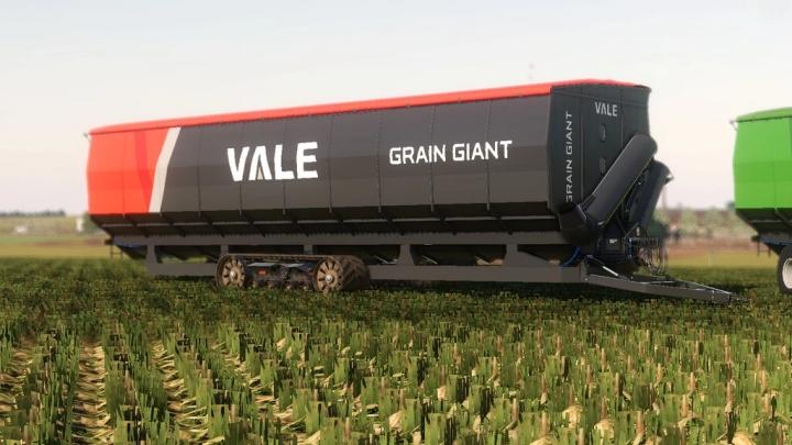 FS19 - Vale Grain Giant Trailer V1.0