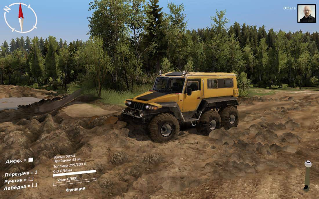 Spintires - Graphics Mod V1.7.0