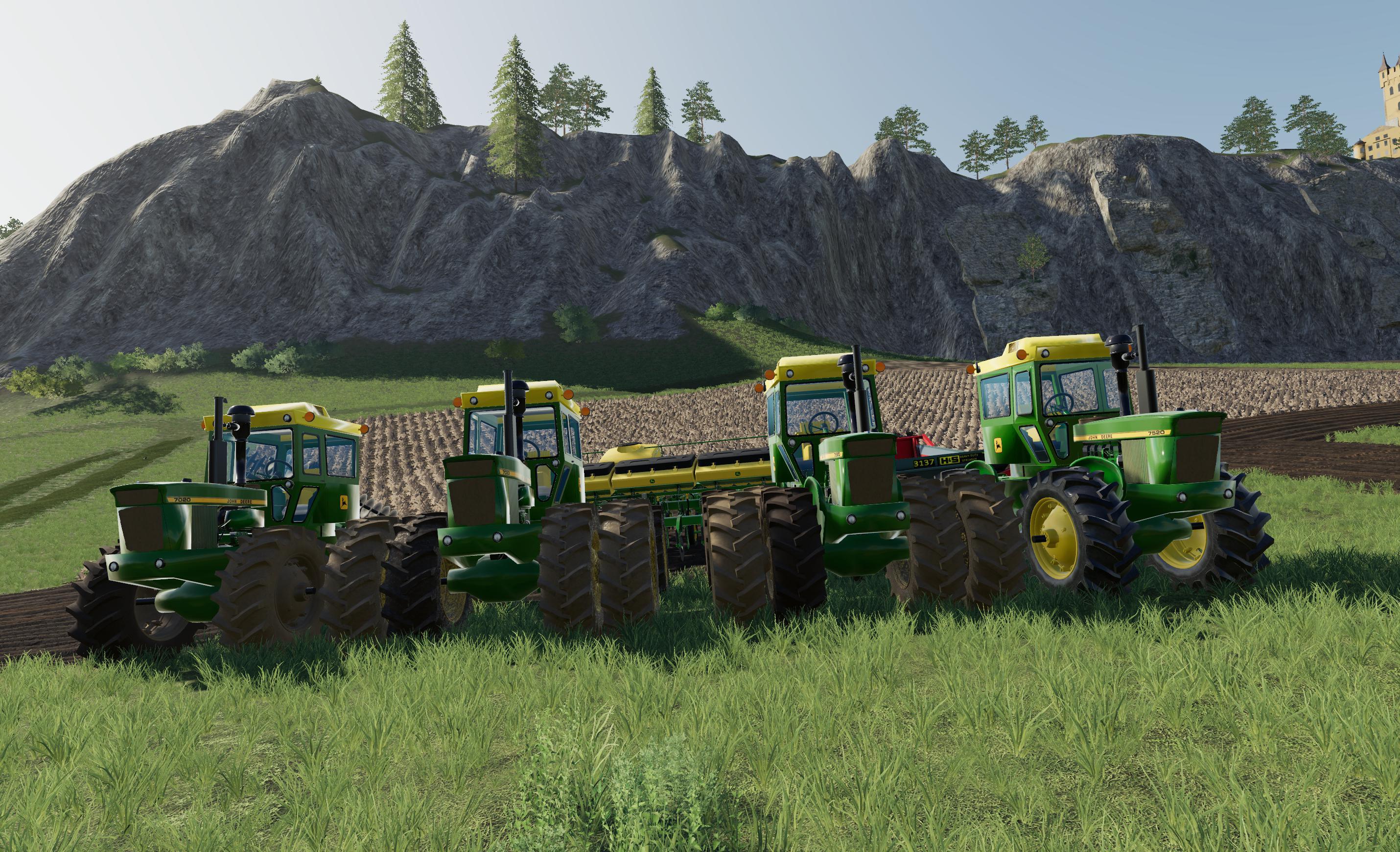 FS19 Tractors Mods - FS19 Mods - Mods club