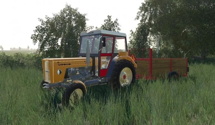 FS19 - Ursus C360 Tractor V1.0