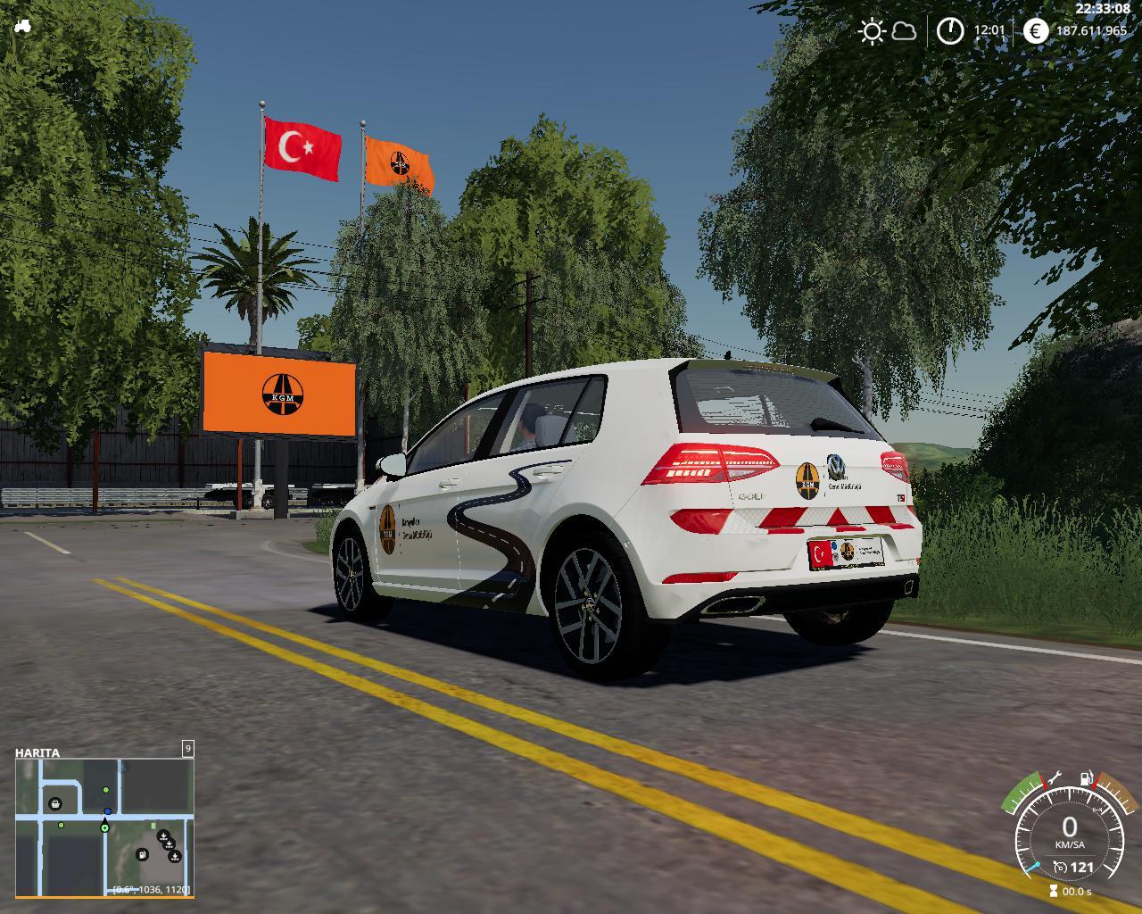 FS19 - Ozan Pars Turkoglu Moding V1.0