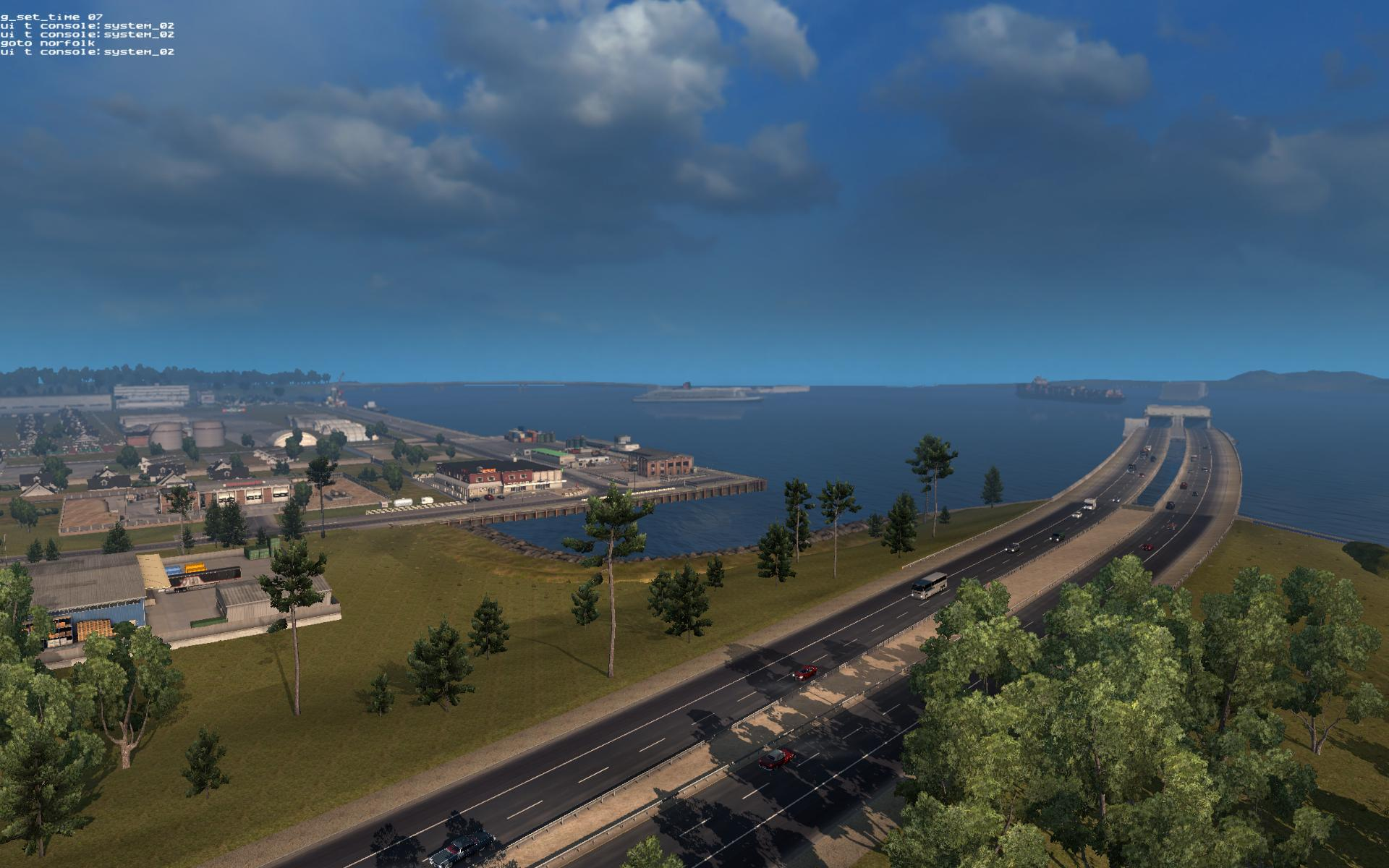 ATS - Coast to Coast Map - V2.3.36 Non-DLC Required (1.36.X)