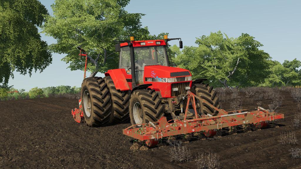 FS19 - Front Cultivator V1.1