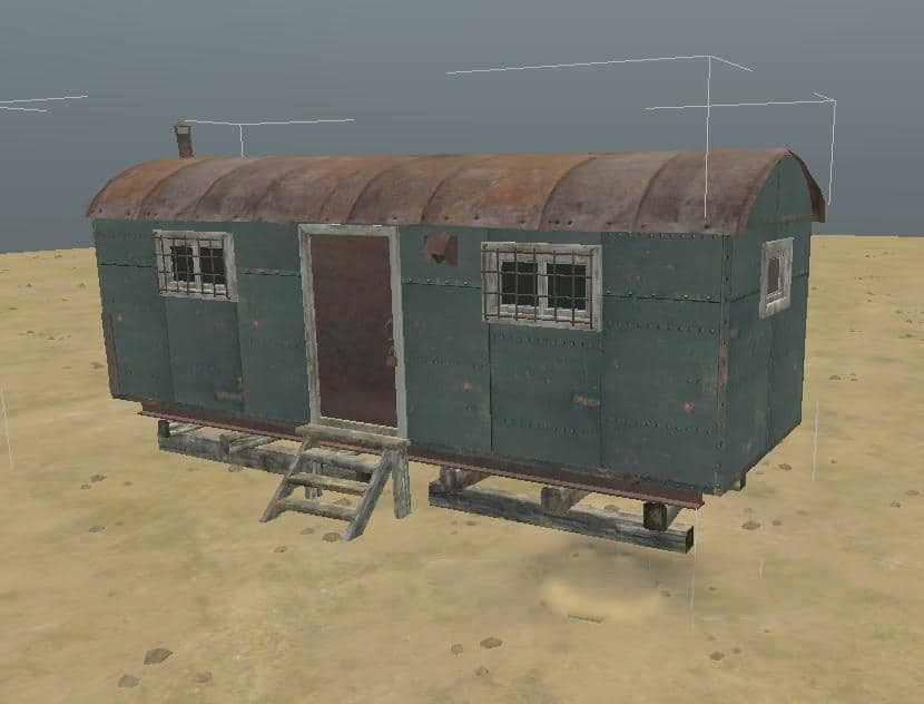 Spintires:Mudrunner - Industrial Zone Building Models for The Editor Final Version