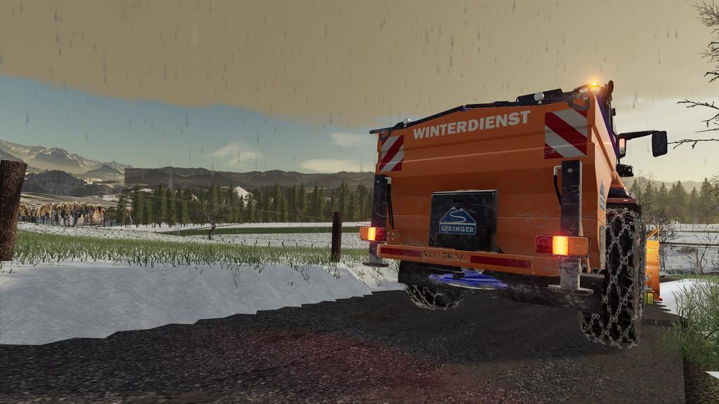 FS19 - ITS Winter Pack V1.0