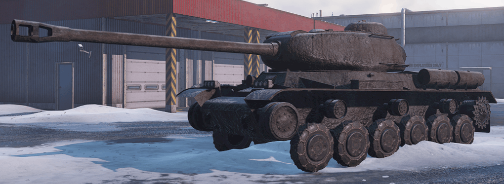 SnowRunner - IS-2 Tank By M181 And Poghrim V1.0