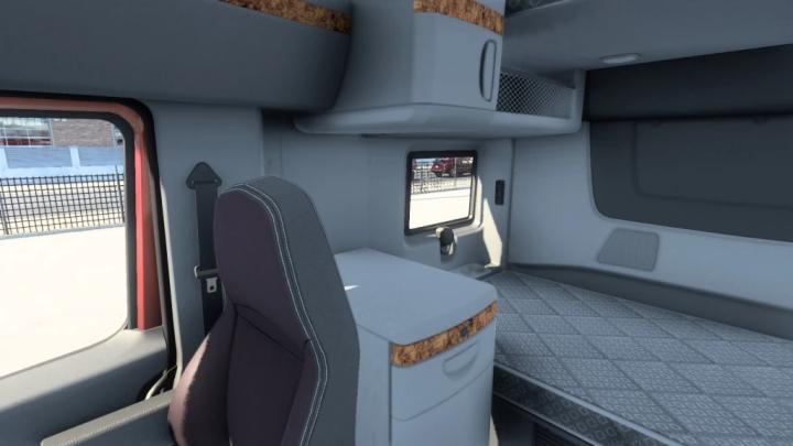 ATS - Seat Adjustment No Limits (Interior Multi View Cameras) V2.5 (1.41.x)