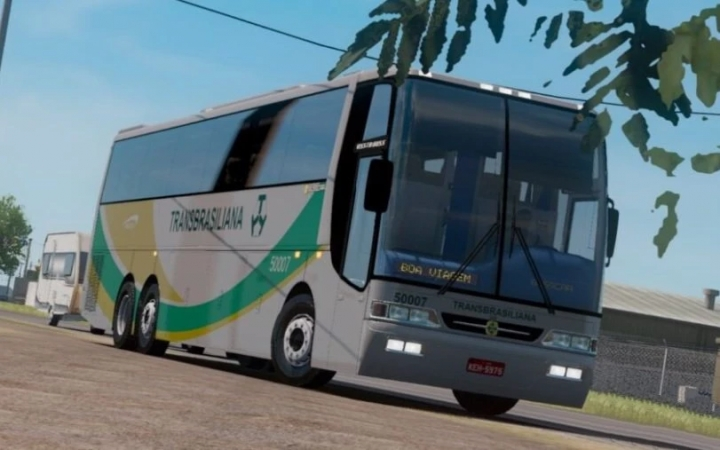 ETS2 - Imperamods Busses (1.41.x)