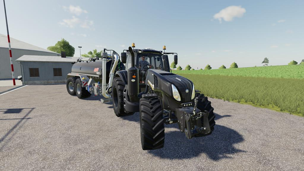FS19 - New Holland T8 Tractor V1.0