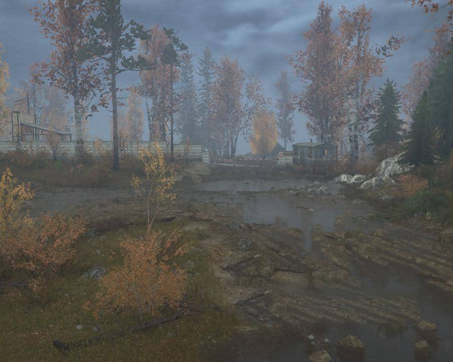 Spintires:Mudrunner - Among The Hills – Autumn Map V1.0