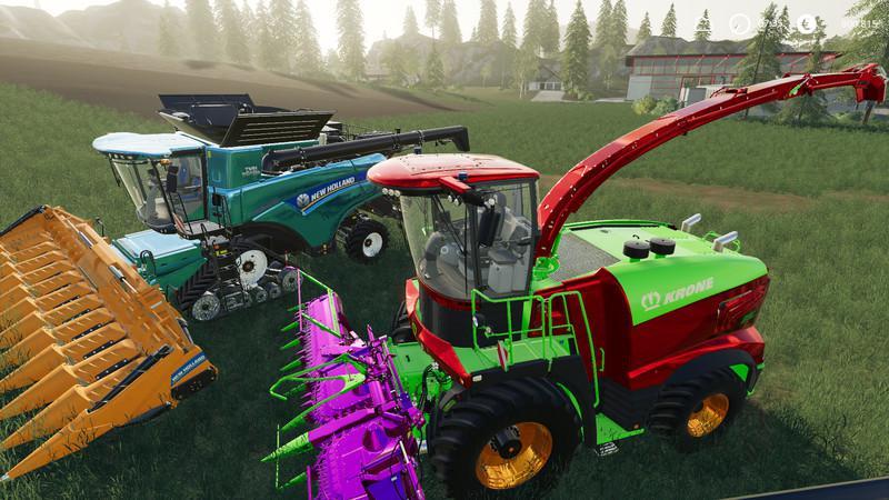 FS19 - Corn Harvest Party - Pack MP V1.0