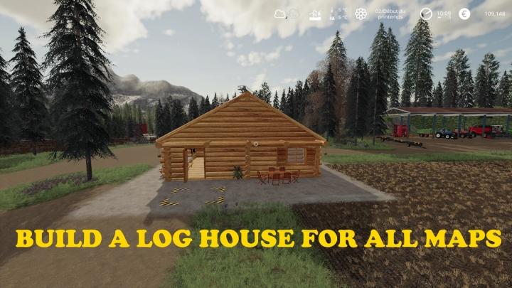 FS19 - Building Pack All Maps V1.0