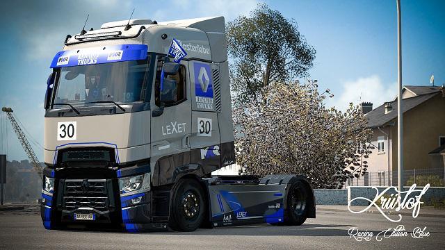 ETS2 - Renault Racing Edition V1.0 (1.36.x)