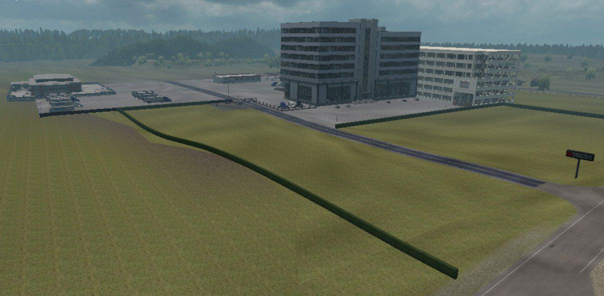 ATS - Company Terminal in Huntsville (Alabama) V1.0 (1.36.x)