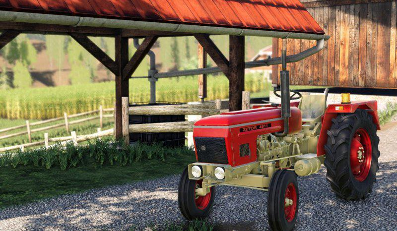 FS19 - Udim Zetor 4911 Tractor V1.0