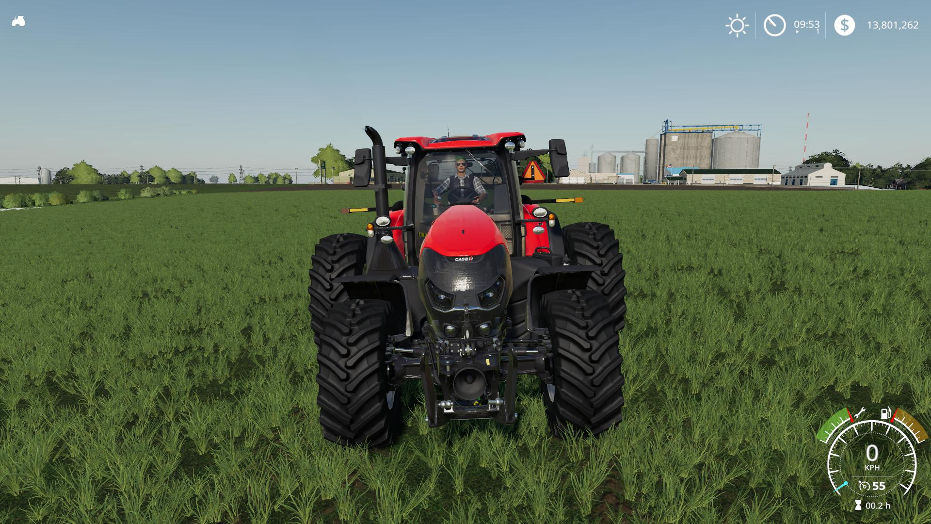FS19 - Case Optum US Tractor V1.0