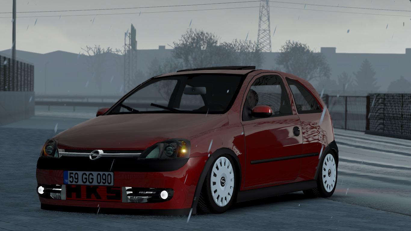 ATS - Opel Corsa 1.7 DTI V1.2 (1.36.x)