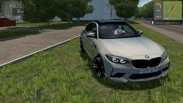 City Car Driving 1.5.9 - Bmw M2 Completition 2018