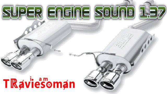 ATS - Super Engine Brake Sound (1.37.x)
