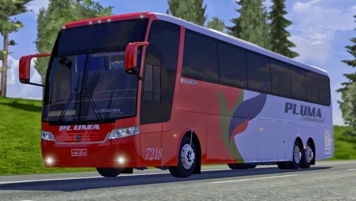 ETS2 - Jumbuss 360 Scania K124lB 6x2 Bus (1.40.x)
