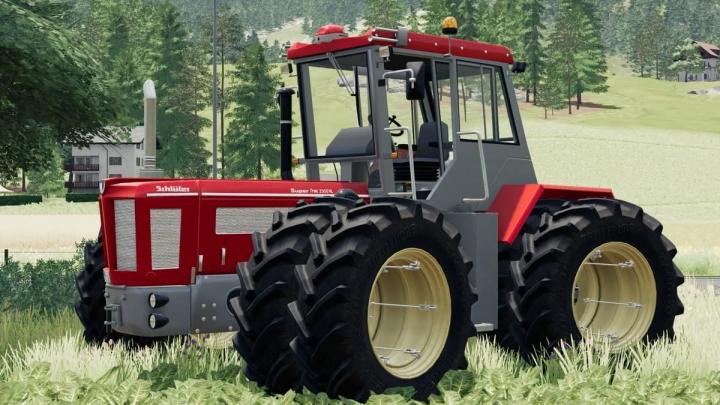 FS19 - Schlüter 2500 VL Tractor V1.0