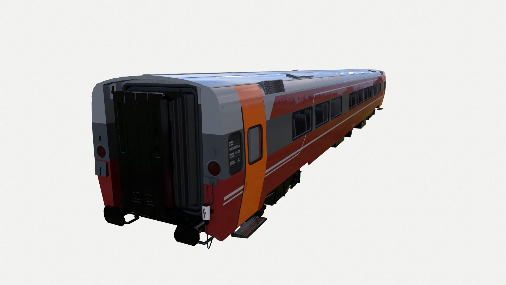 Transport Fever 2 - NSB B7