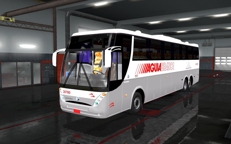 ETS2 - Scania Caio Giro 3600 Bus Mod (1.35.X)