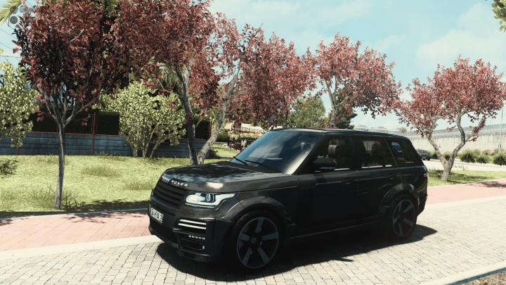 ETS2 - Range Rover Startech 2018 (1.40.x)