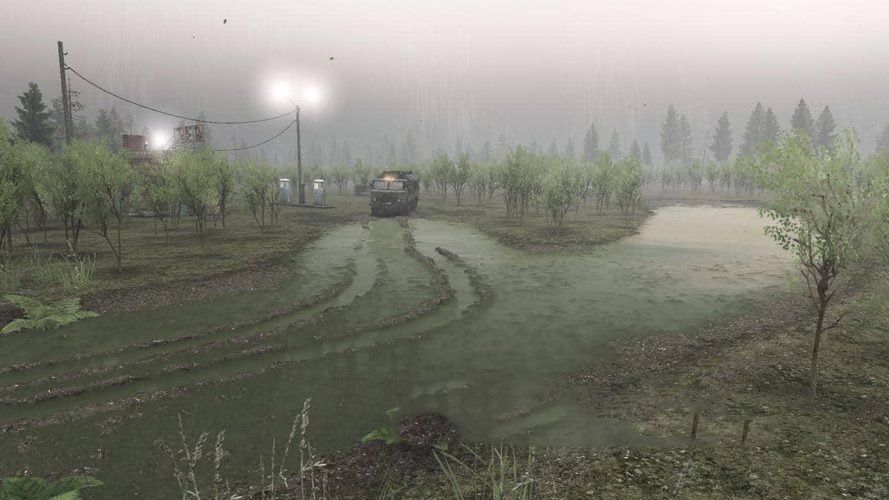 Spintires - Tore Map V1