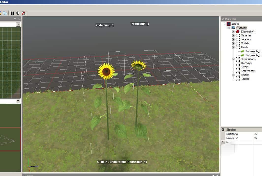 Spintires:Mudrunner - Plant 02 V1