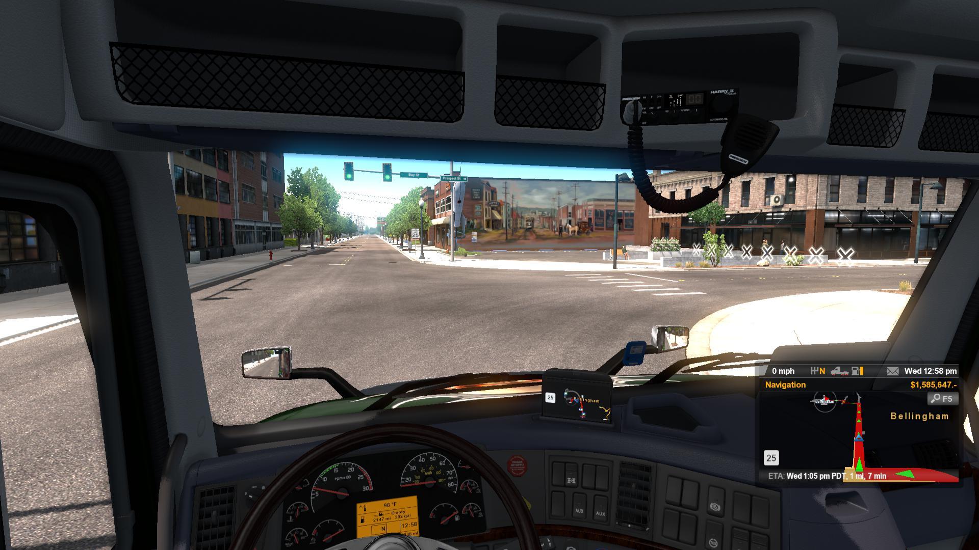 ATS - Truckstop Gaming Skin (1.35.X)
