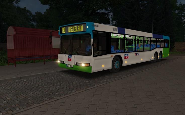 Omsi 2 – Neoplan N4020
