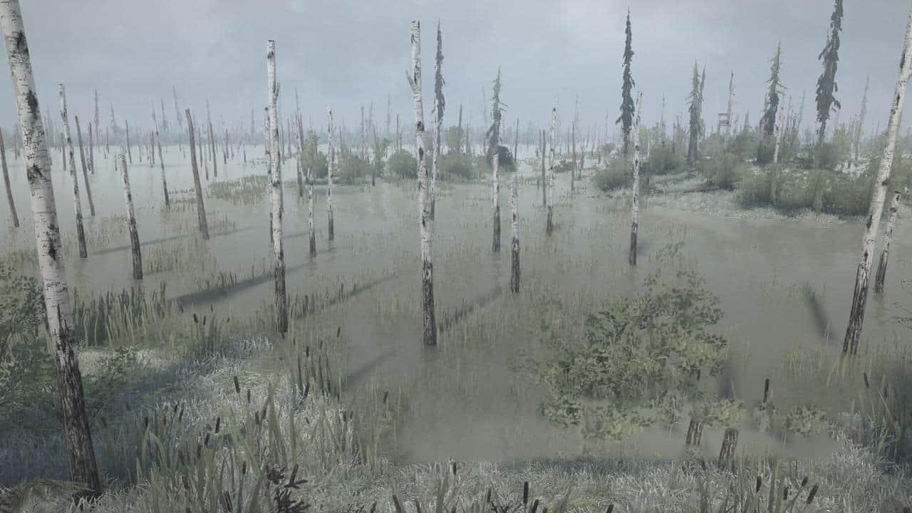 Spintires:Mudrunner - Bog Map V11.04.21